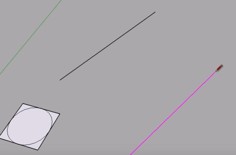 Bat diem trong SketchUp