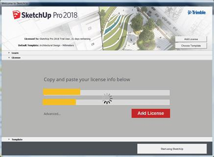 sketchup pro 2018 serial number and code