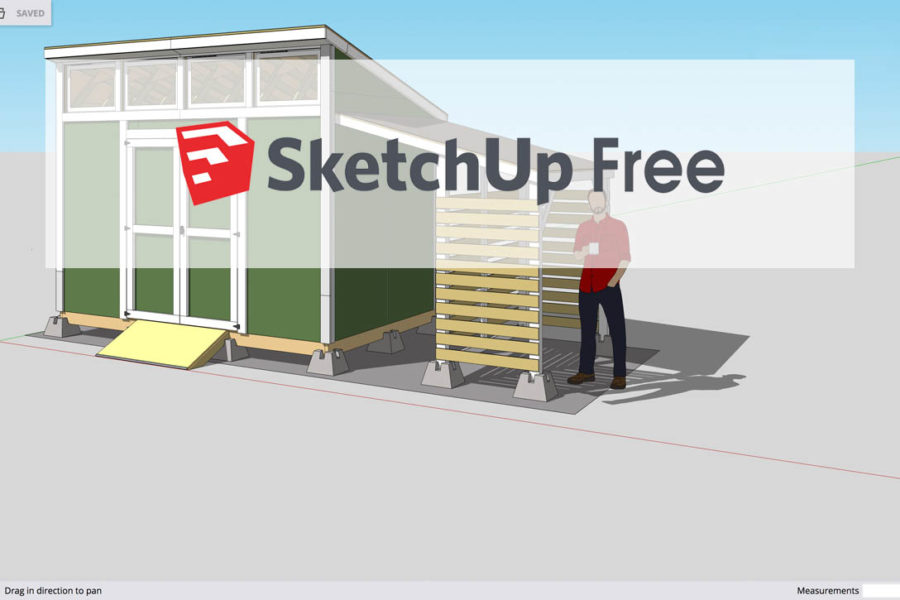 sketchup miễn phí, sketchup free