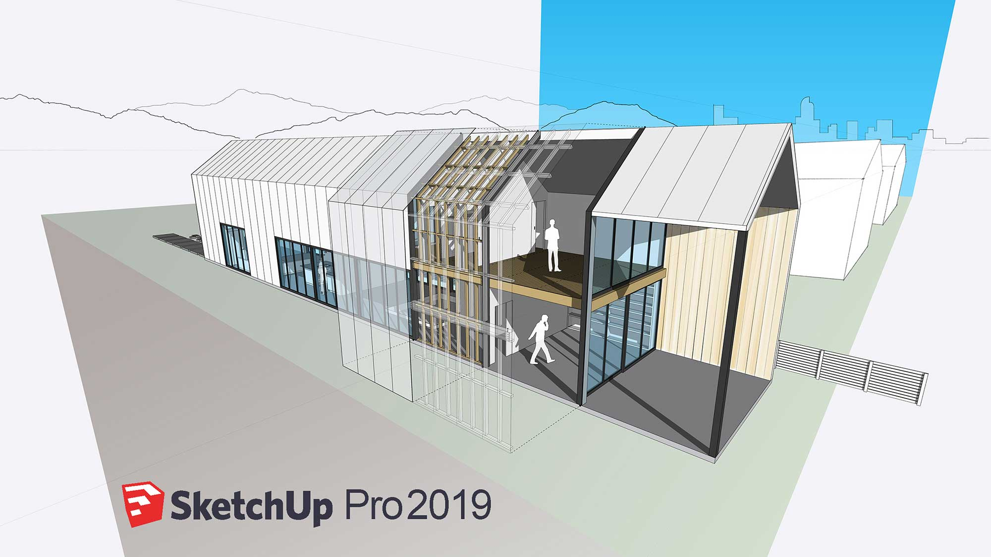 Tải SketchUp 2019 | Download SketchUp Pro 2019 FULL