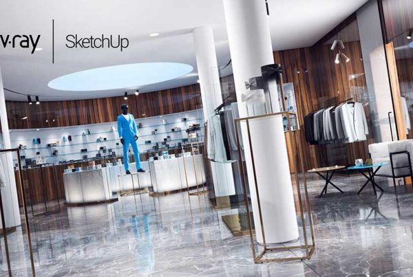 Vray Next for SketchUp chính thức phát hành