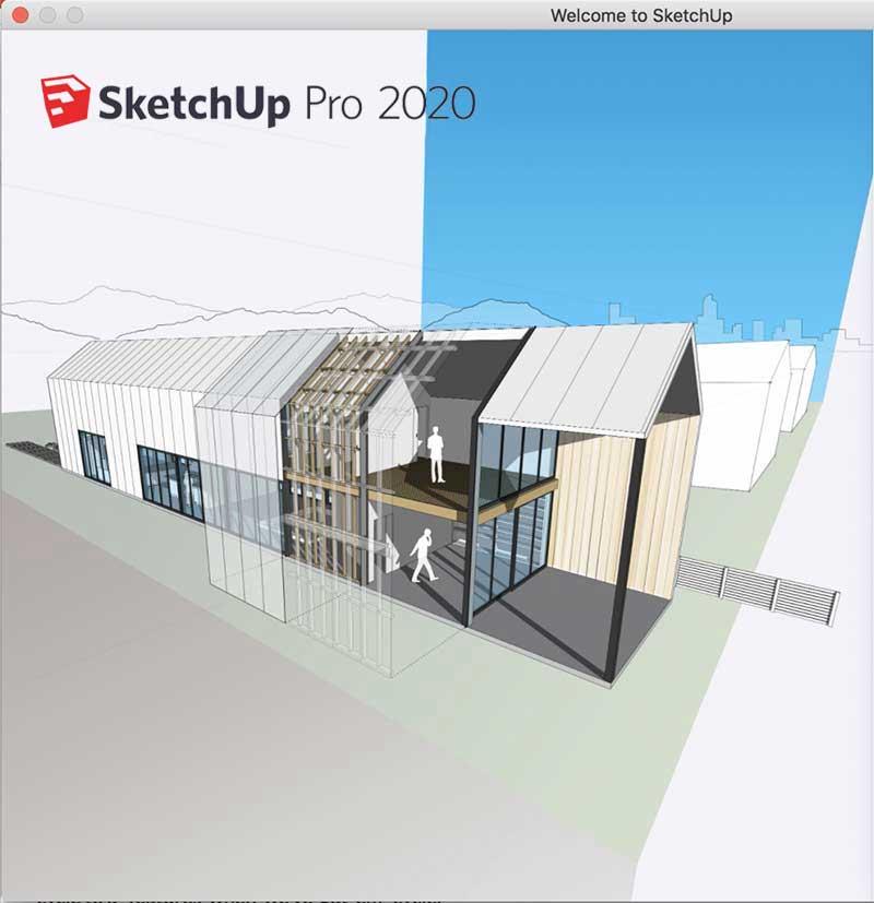 sketchup bản quyền 2020